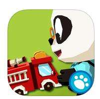 Les Voitures de Dr. Panda gratuit sur iOS (au lieu de 2.99 €)