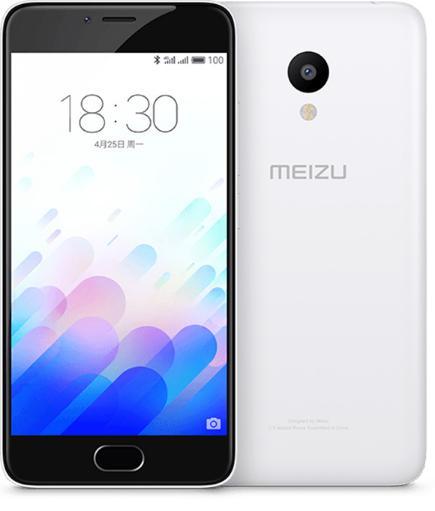 "Smartphone 5"" Meizu M3 Mini (2 Go de RAM, 16 Go)"