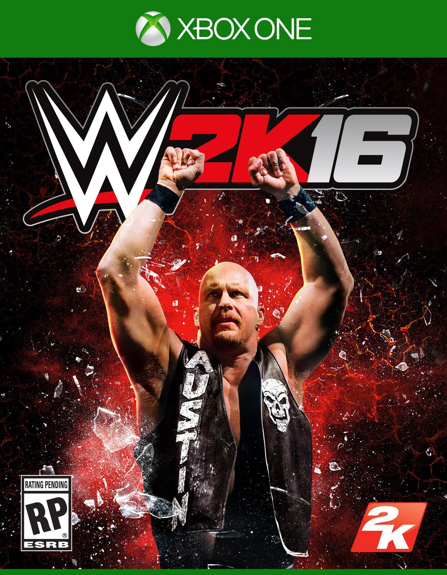WWE 2K16 sur Xbox One