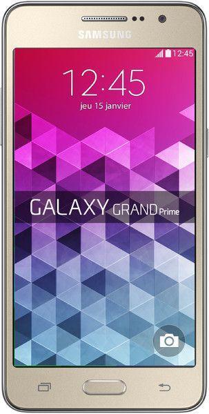 """Smartphone 5"""" Samsung Galaxy Grand Prime (via ODR de 30€)"""