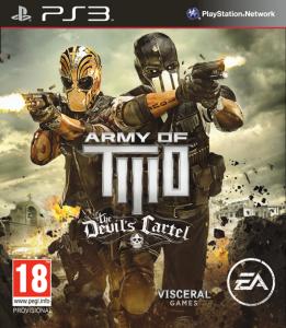 Army of Two : Le Cartel du Diable sur PS3 ou XBOX 360