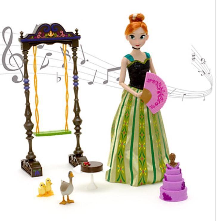 Sélection d'articles en promotion - Ex: Poupée chantante Anna de la Reine des Neiges