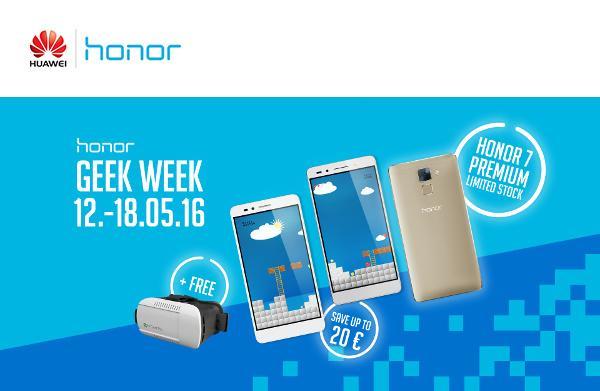 "Sélection de Smartphones en promo - Ex : Smartphone 5.2"" Honor 7"