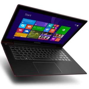 "PC Portable 14"" Full HD tactile Lenovo U430 Touch (i5, 4Go de RAM, 256 Go SSD) + 119.80€ en bon d'achat"
