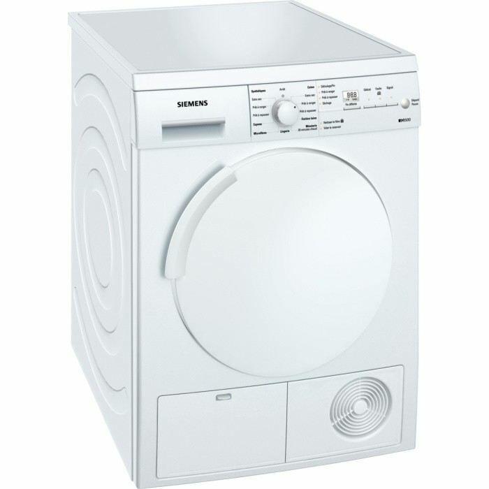Sèche linge Siemens WT44E308FF - 7 Kg (+ 123.99€ en bon d'achat)