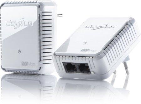 Kit de démarrage Devolo 9105 dLAN 500 Duo, Prise réseau CPL 500 Mbit/s