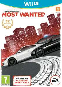 Need For Speed: Most Wanted Wii U