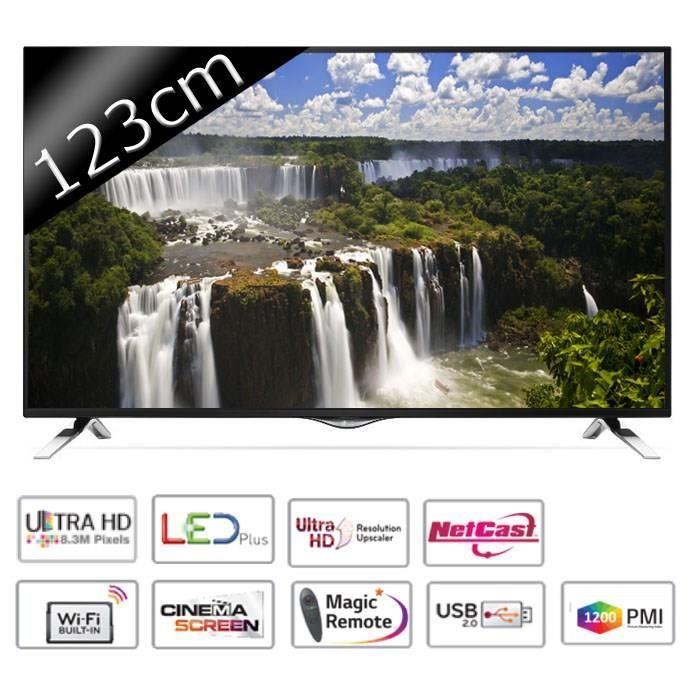 "TV 49"" LG 49UF695V - 4K, Smart TV, LED"