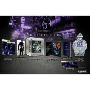 Coffret collector Resident Evil 6 XBOX 360