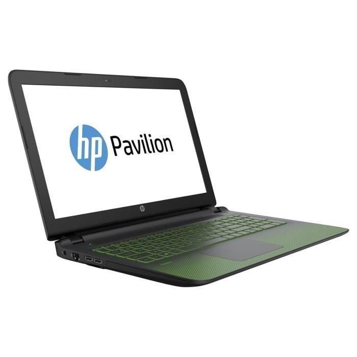 "Pc portable 15.6"" HP 15-ak101nf (i7, 6 Go RAM, 1 To HDD, GTX 950M)"