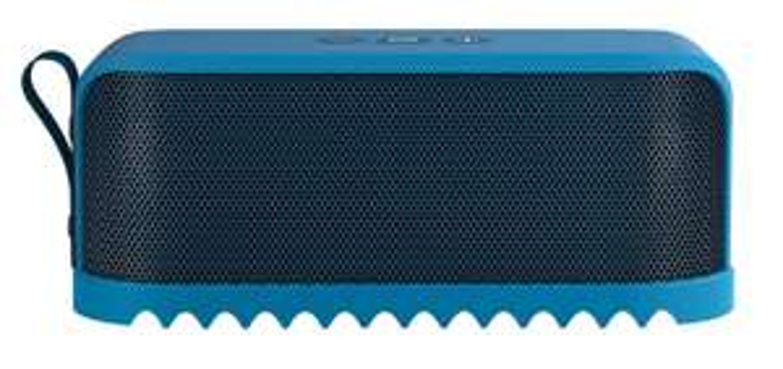 Enceinte Jabra Solemate Bluetooth 3.0 et NFC - Bleu