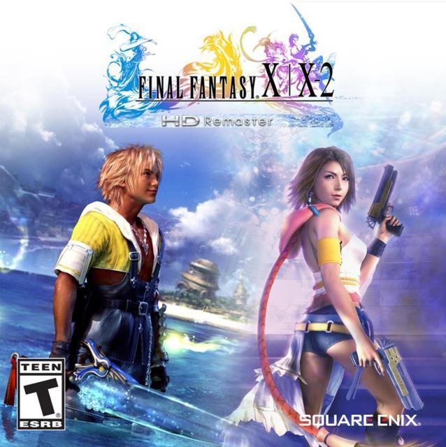 Final Fantasy X / X-2 HD Remaster sur PC (dématérialisé)