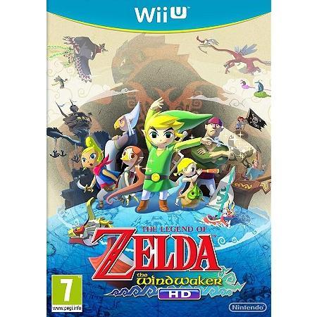 [Sur commande] Sélection de Jeux Wii U en promotion - Ex: The Legend of Zelda Wind waker HD