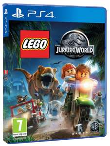 Lego Jurassic World sur PS4