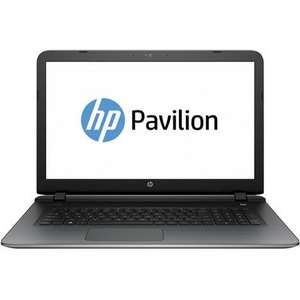 """PC Portable 17.3"""" HP Pavilion Notebook 17-g109nf - i7-6500U, RAM 8 Go, HDD 1 To, GF940M"""