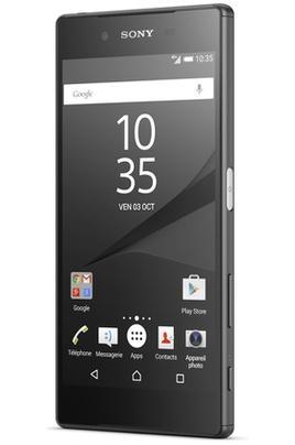 Smartphone Sony Xperia Z5 - Dual SIM, Noir (via ODR de 100€)
