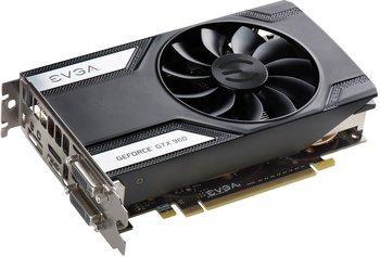 Carte graphique EVGA GeForce GTX 960 - Superclocked 4 Go GDDR5