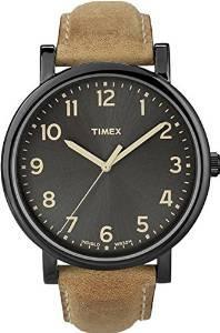 Montre Mixte Timex T2N677D7 - Bracelet cuir