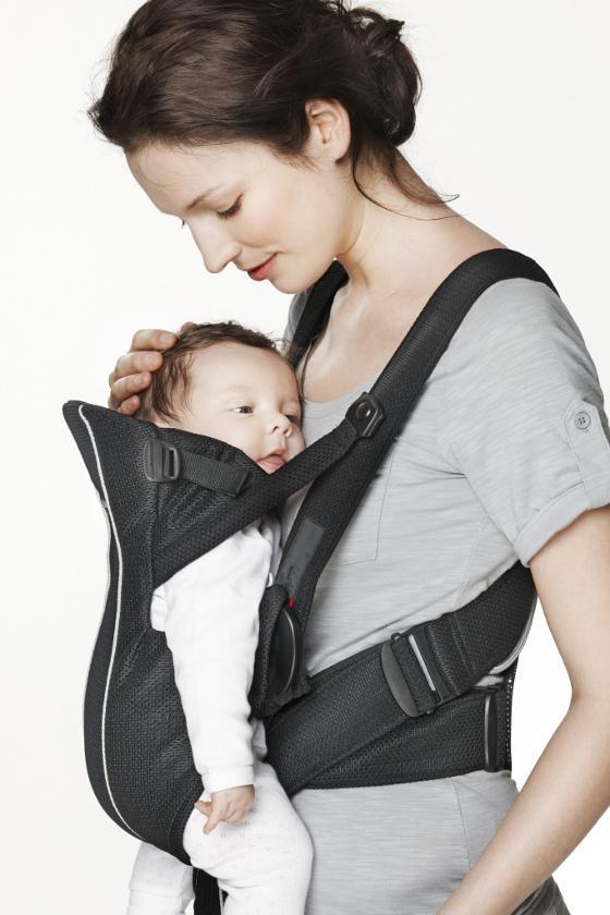 Porte-bébé One Babybjorn - Noir