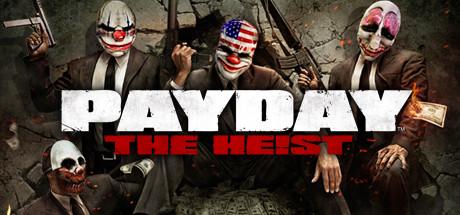 PAYDAY The Heist - Pack de 4 jeux sur PC à 14.25€ ou l'unité