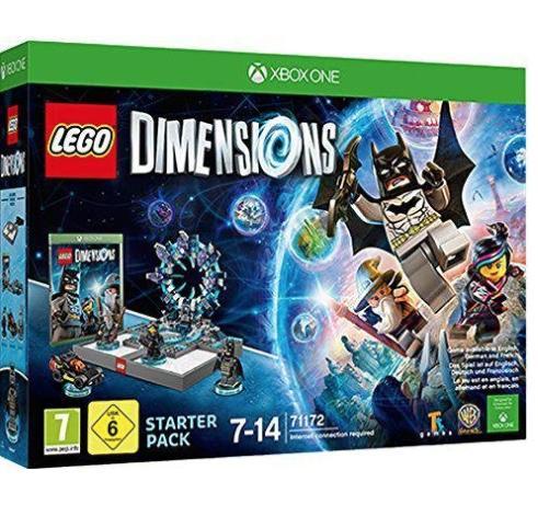 pack de démarrage Lego Dimensions - Xbox One