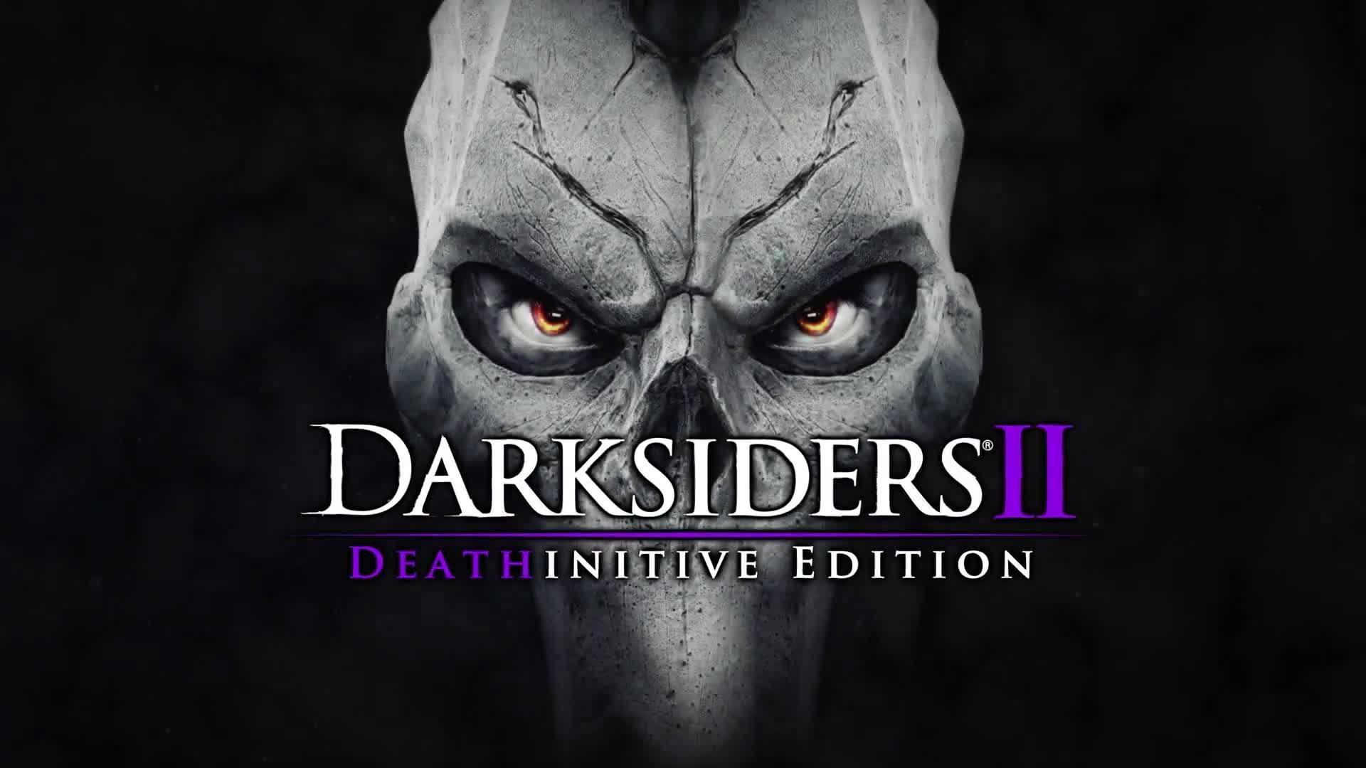 Darksiders II : Deathinitive Edition sur PC (Dématérialisé)