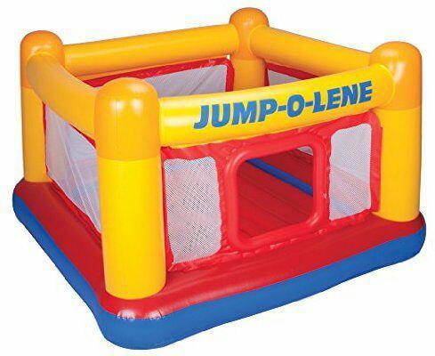 Trampoline gonflable Intex Jump-O-Lene - 170 x h 112 cm