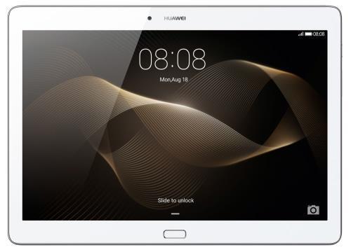 """[Offre adhérents] Tablette tactile 10.1"""" Huawei MediaPad M2 - 16 Go, argent - via ODR de 50€ (+ 45€ en bons d'achat)"""