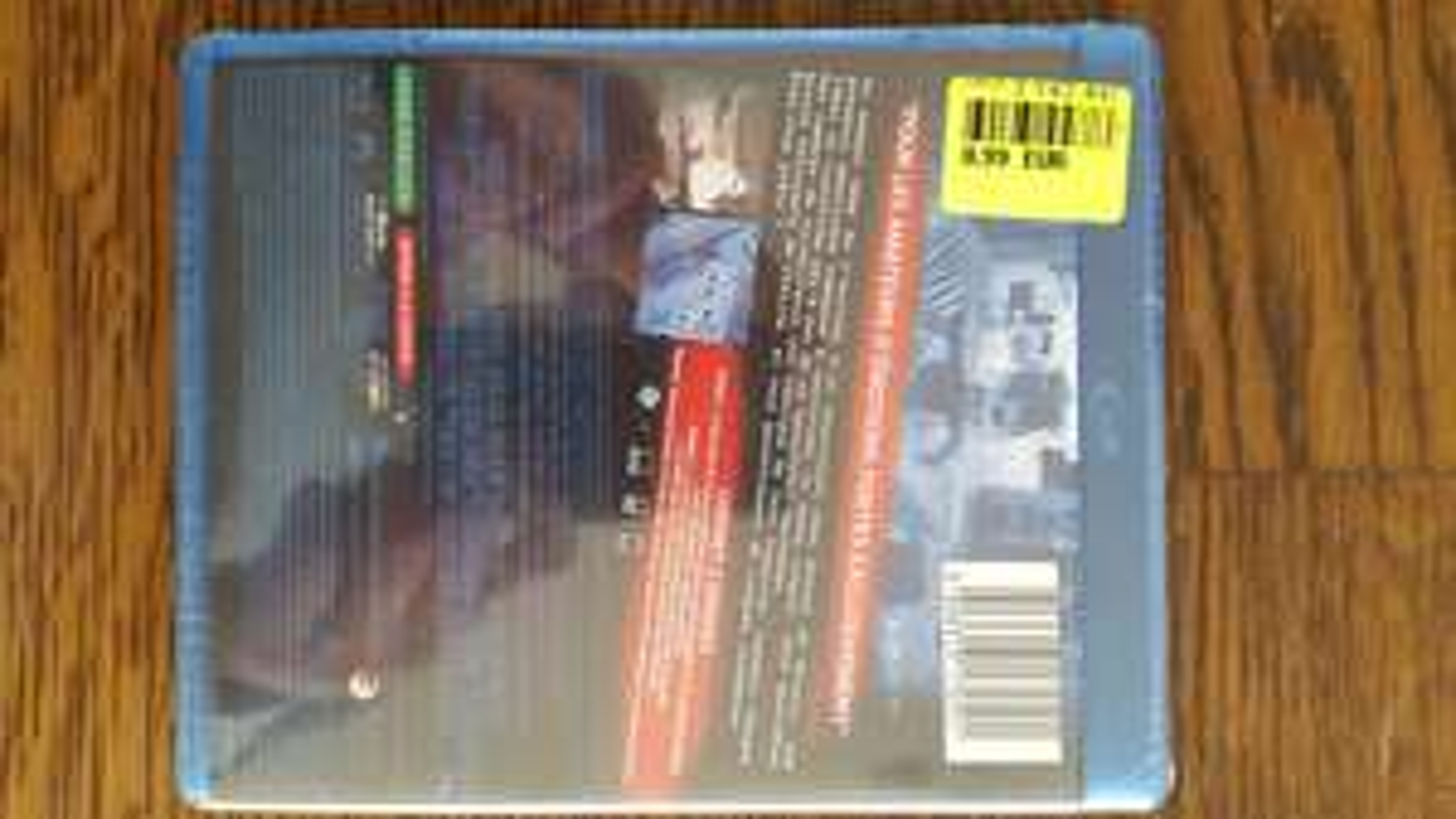 Combo Blu-ray / DVD Paranormal Activity 2