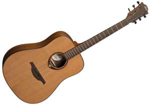 Guitare Folk - LAG T300D Old Generation