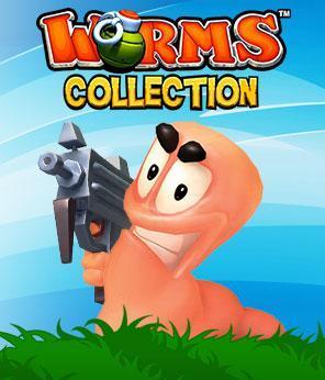 Jeux PC Worms: Collection (Dématérialisé - Steam)
