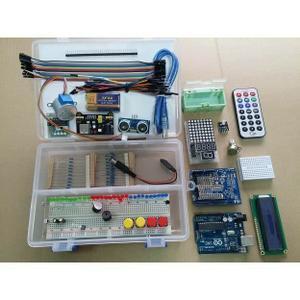 Starter kit Arduino R3 + éléments