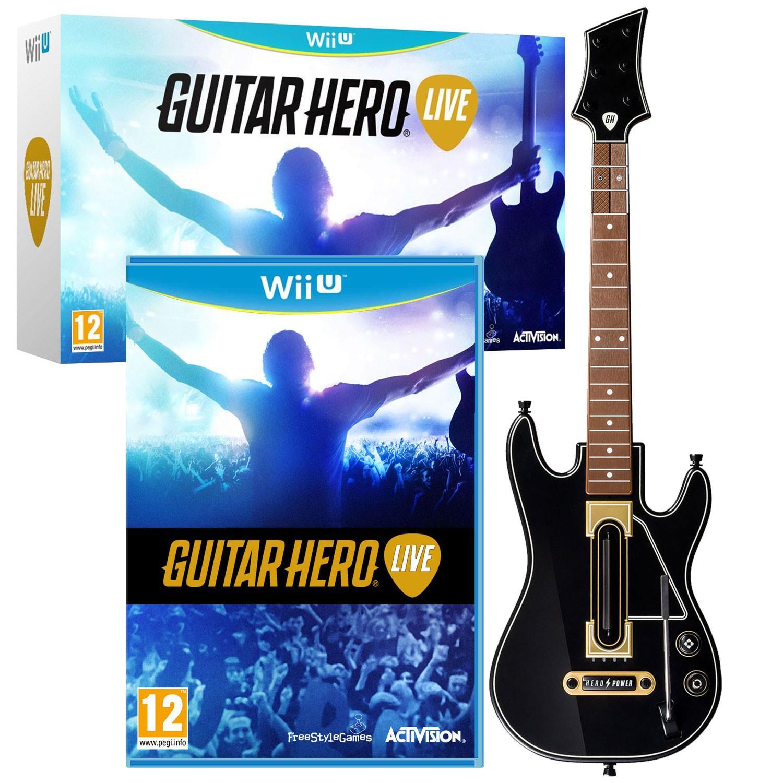 Guitar Hero Live sur Wii U / PS3 / Xbox 360