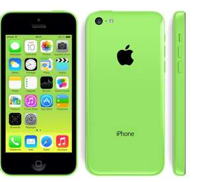 "Smartphone 4"" IPhone 5C - 16Go, vert, reconditionné"