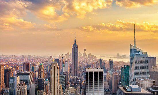 Vol Aller / Retour - Lyon - New York (du 26 mai au 9 juin)