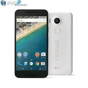 "Smartphone 5.2"" Google Nexus 5X - 32 Go, Blanc"
