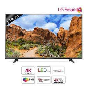"Smart TV 55"" LG 55UF680V - 4K UHD + 174.95€ en bon d'achat"