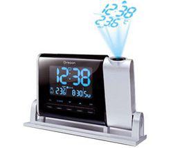 Réveil projection bleu avec températures Oregon Scientific RMR329 P