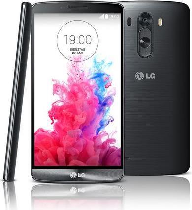 "Smartphone 5.5"" LG G3 16Go - Gris"