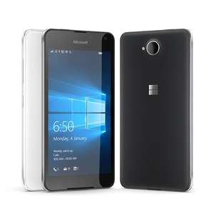 "Smartphone 5"" Microsoft Lumia 650 (Coloris au choix) - 16Go + Ecouteurs A-Jays Five (Via ODR 30€)"