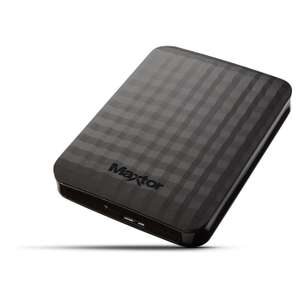"""Disque dur externe 2.5"""" Maxtor M3 USB 3.0 - 4 To"""