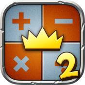 King of Math 2 gratuit sur iOS (au lieu de 1.99€)