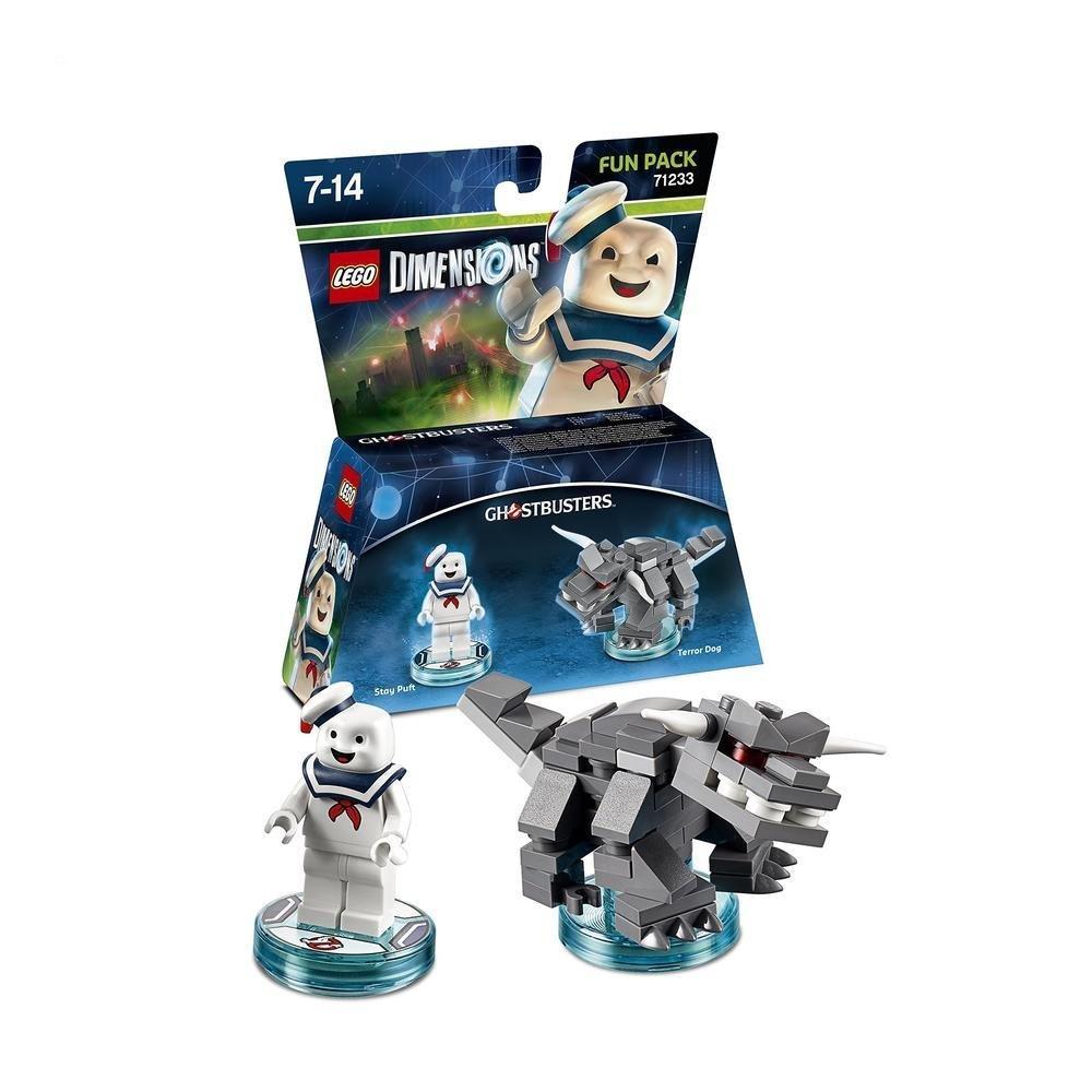 Lot de deux figurines Lego Dimensions - Fun Pack
