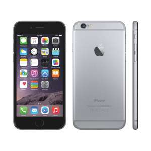 "Smartphone 4.7"" Apple iPhone 6 - 16 Go, reconditionné, gris"