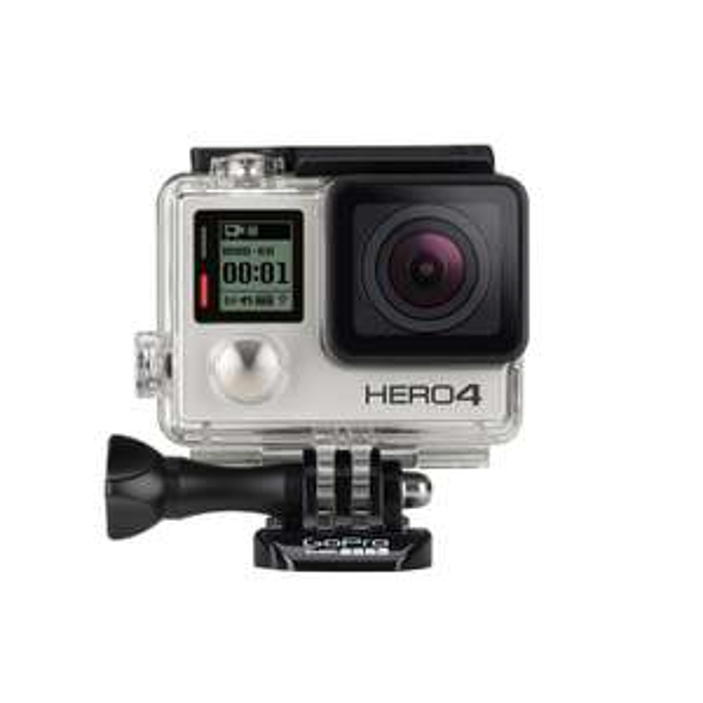 Caméra sportive GoPro HERO4 Silver