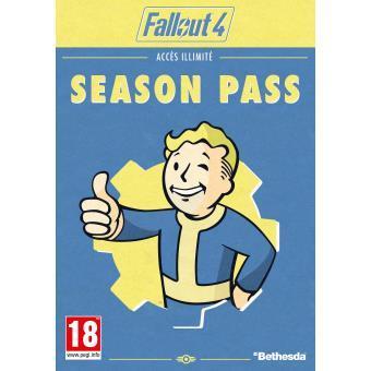 Season Pass Fallout 4 sur PC