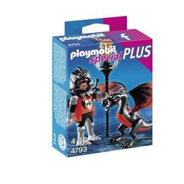 Playmobil 4793 - Chevalier avec dragon
