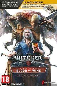 The Witcher 3 : Wild Hunt - Blood and Wine Extension sur PC