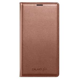 Etui Wallet Cover pour Samsung Galaxy S5 0