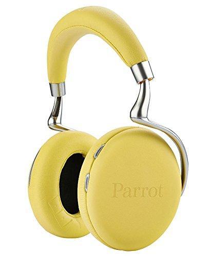 Casque audio Bluetooth Parrot Zik 2.0 - Jaune
